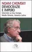 DEMOCRAZIE E IMPERO - NOAM CHOMSKY - DATANEWS