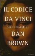IL CODICE DA VINCI - DAN BROWN - MONDADORI